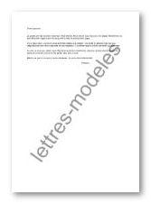 Modele Et Exemple De Lettres Type Lettre Aux Parents Pendant Les