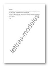 Modele Et Exemple De Lettres Type Mail Annonce Changement Adresse Site Web