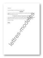 Modele Et Exemple De Lettres Type Mail Annonce Gain Tombola