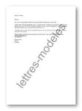modele lettre de depart entreprise Exemple De Départ   My Own Email modele lettre de depart entreprise