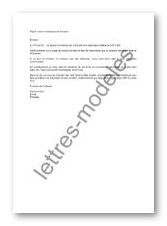 Modele Et Exemple De Lettres Type Mail Mise En Demeure De Livraison