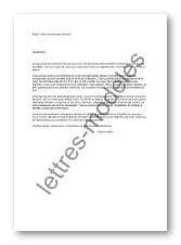 Modele Et Exemple De Lettres Type Refus De Reduction De Loyer