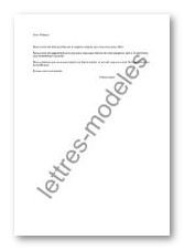 lettre de type remerciements pour un cadeau de mariage relations - Lettre De Remerciement Mariage