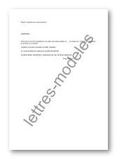 Modele Et Exemple De Lettres Type Resiliation De Carte Bancaire