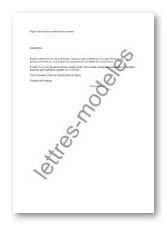 Modele Et Exemple De Lettres Type Resiliation De Contrats D Assurance