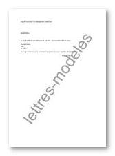 Modele Et Exemple De Lettres Type Annoncer Un Changement D Adresse