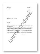 Modèle Et Exemple De Lettres Type Délai De Paiement Pour