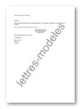 Modèle Et Exemple De Lettres Type Mail Changement D Adresse
