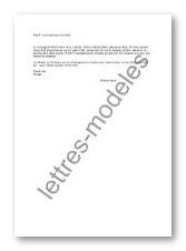 lettre type de reconnaissance de dette