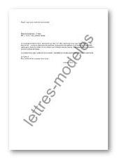 Modele Et Exemple De Lettres Type Recu Pour Solde De Tout Compte