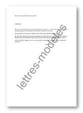 Modèle Et Exemple De Lettres Type Réponse à Démission Sans